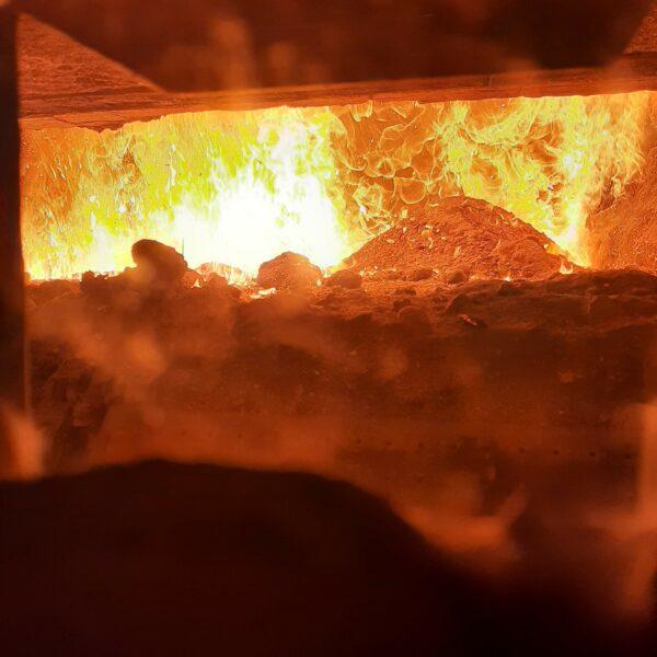 grille de combustion, maintenance chaudière, décarbonation (2)